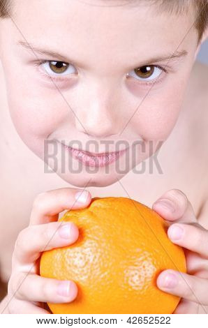 My Orange, My Treasure