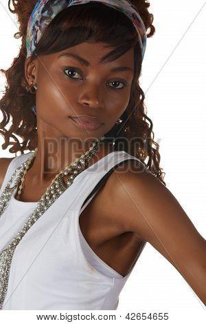 Black African Woman