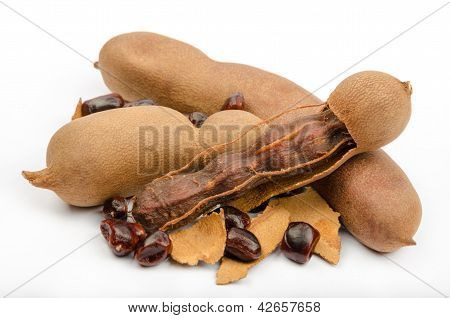 Tamarind Is A Popular Food Of Southeast Asia North Africa And India