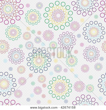 Vector: seamless pattern