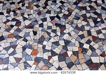 Terrazzo Mosaic Tiles