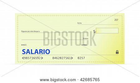 Gehalt Check-in Spanisch