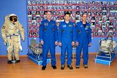 Astronauts At The Museum