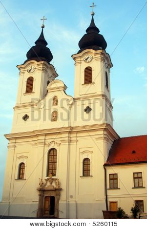 Benedectine Abbey, Tihany, Hungary