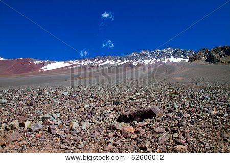 Cajon del Maipo y Embalse El Yeso