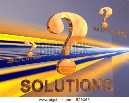 Question Mark With Solution.