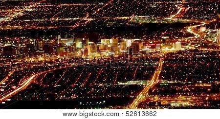 Downtown Fremont Street Las Vegas
