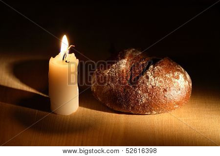 Bread And Candle
