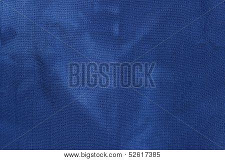 Blue Viscose Texture