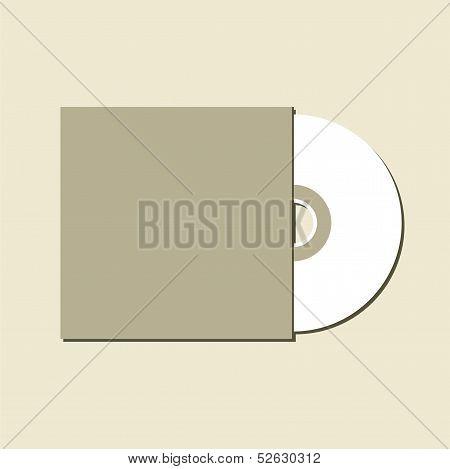 Vector Cd Disk