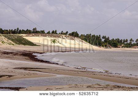 Brazil, Pititinga, Sand Dune