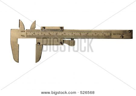 Slightly Grungy Vernier Calipers