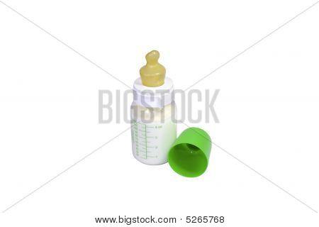 Children's Small Bottle With Milk
