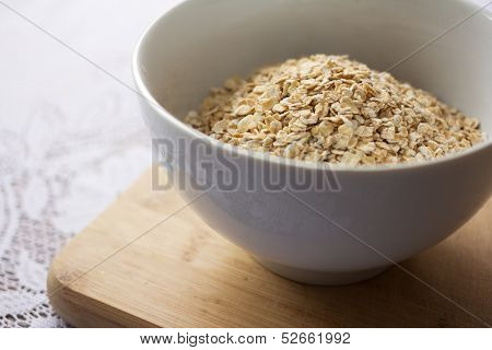 Uncooked Rolled Oats