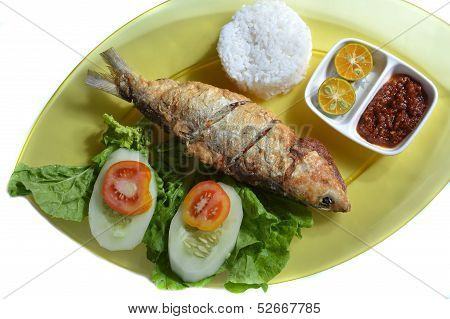 Milkfish Fry