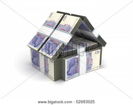 Real Estate Concept Pound