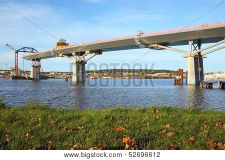 Bridge Almost Complete