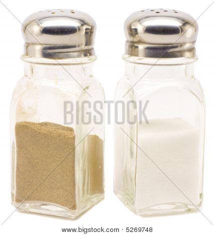 Salt And Pepper Pot