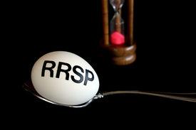 stock photo of nest-egg  - A RRSP  - JPG