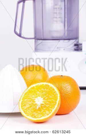 Squeezer And Oranges