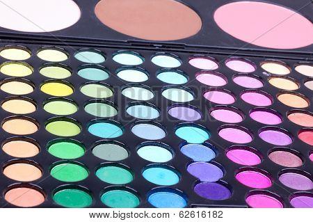 Professional Make-up Eyeshadows And Corrector Palettes