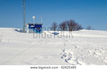 Winter Weather Observation Station