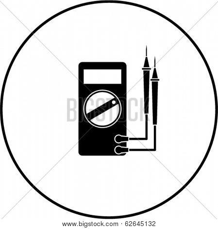 multimeter symbol