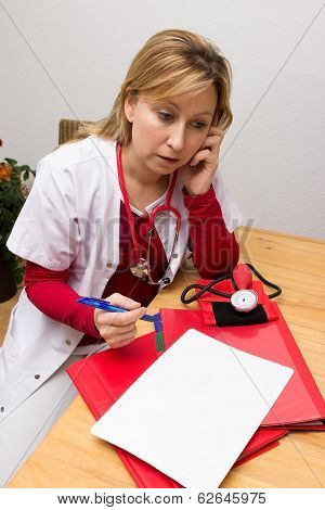 Phoning Nurse