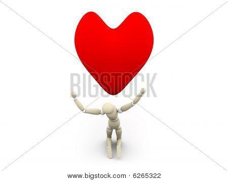 Praying for love