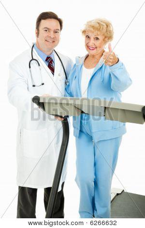 Medically Supervised Exercise Program