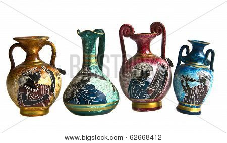 Greek Amphoras