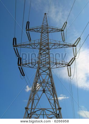 Electrical Stanchion