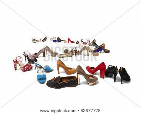 Huge Selection Of Shoes