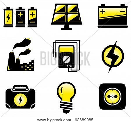 set Electrical Equipment