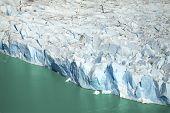 Постер, плакат: Glacier Chile