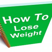 How To Lose Weight On Notebook Shows Strategy For Weight Loss