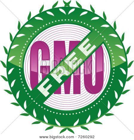 GMO-free sign