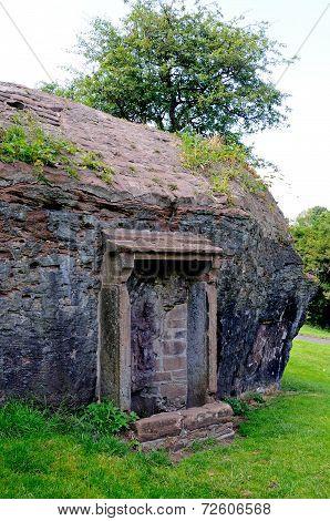 Minervas Shrine, Chester.