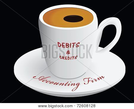 Coffee Cup Accounting Firm