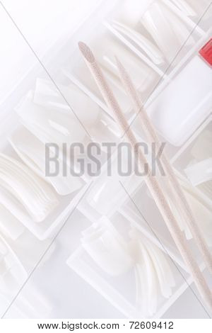 Orange Wood Sticks For Removal Cuticle