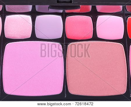 Make-up Blush Palette