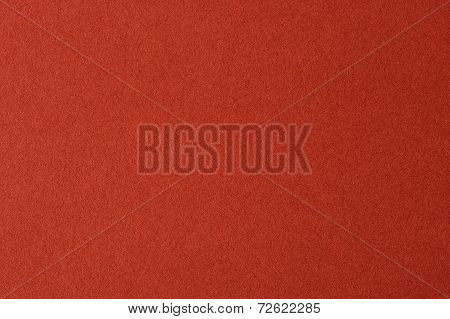 Burnt Orange Textured Paper Background