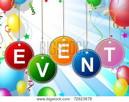 Event Events Represents Experiences Ceremonies And Ceremony