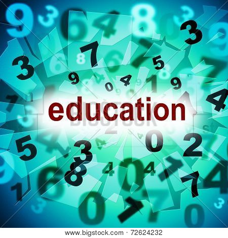 Education Educate Means Schooling Training And Develop