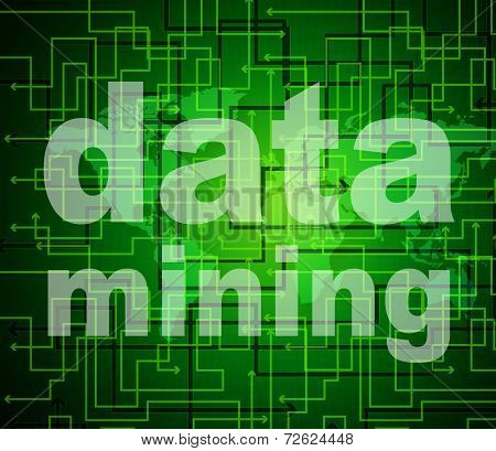 Data Mining Indicates Research Study And Analyse