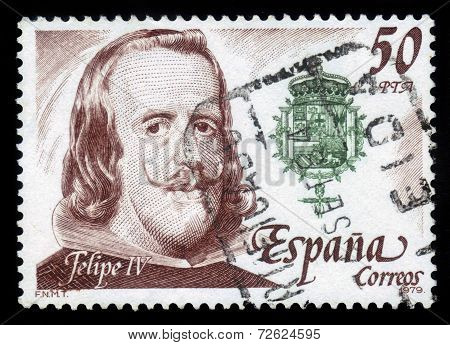 King Philip Iv Of Spain (hapsburg Dynasty)