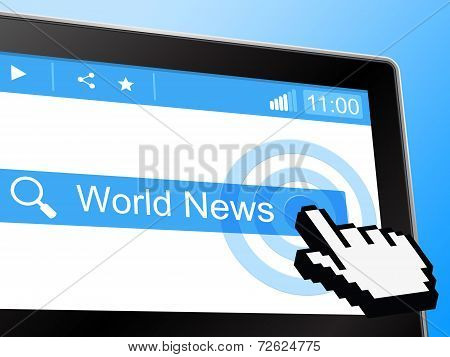 World News Shows Globally Newsletter And Worldly