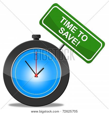 Time To Save Shows Increase Savings And Finances