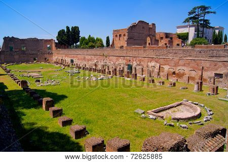 Rome antic sprint