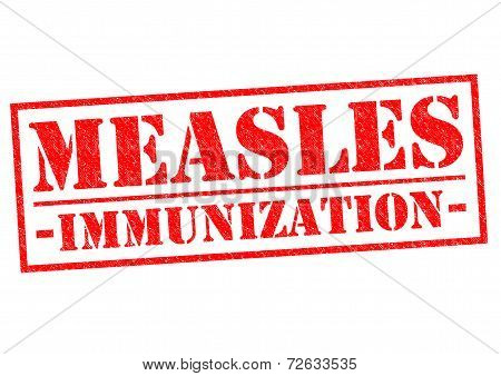 Measles Immunization